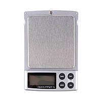 Ваги ювелірні ZC20601 2 кг (перевірені + батарейки), фото 7