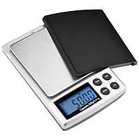 Ваги ювелірні ZC20601 2 кг (перевірені + батарейки), фото 8