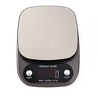 Весы кухонные HT-C305 10 кг (проверенные, с батарейками), фото 3