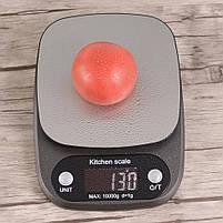 Весы кухонные HT-C305 10 кг (проверенные, с батарейками), фото 8