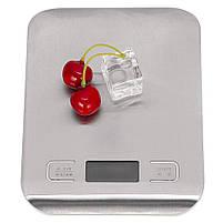 Ваги кухонні Lux SF 2012 5 кг (перевірені, з батарейками), фото 3