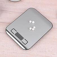 Ваги кухонні Lux SF 2012 5 кг (перевірені, з батарейками), фото 7