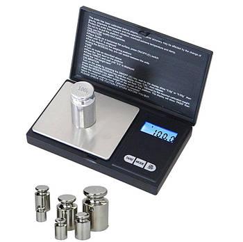 Ювелірні ваги CS-200 200 г (перевірені + батарейки)