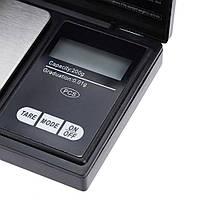 Ювелирные весы CS-200 200 г (проверенные + батарейки), фото 3