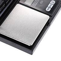 Ювелирные весы CS-200 200 г (проверенные + батарейки), фото 6
