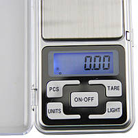 Ювелирные весы MH-200 200 г (проверенные + батарейки), фото 10