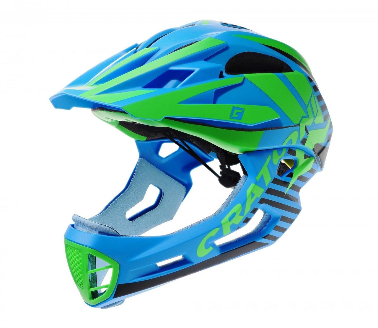 Велошлем Cratoni C-Maniac Limited Edition Fullface