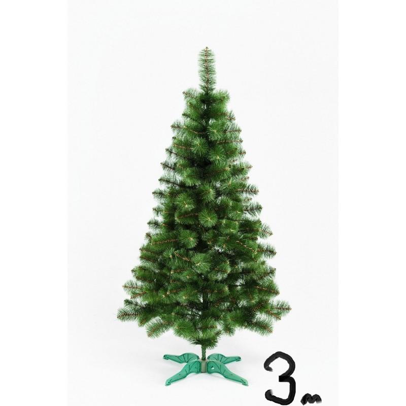 """Искусственная елка """"Сосна"""" зелёная 3м"""