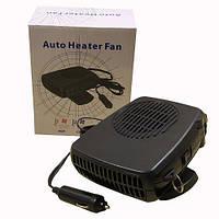 Автомобильный обогреватель салона от прикуривателя 12В, Автомобильный вентилятор Auto Heater Fan 703