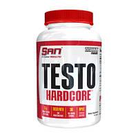 Тестостероновый бустер SAN Testo Hardcore (90 табл) сан тесто хардкор
