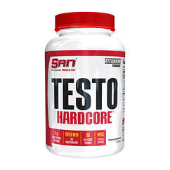 Бустер тестостерона SAN Testo Hardcore (90 таб) сан тесто хардкор