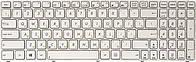 Клавиатура Powerplant Клавиатура для ноутбука ASUS A52, K52, X54 (K52 version) белый, белый фрейм KB311699