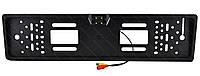 Камера заднего вида в рамке номерного знака SmartTech A58 #S/O