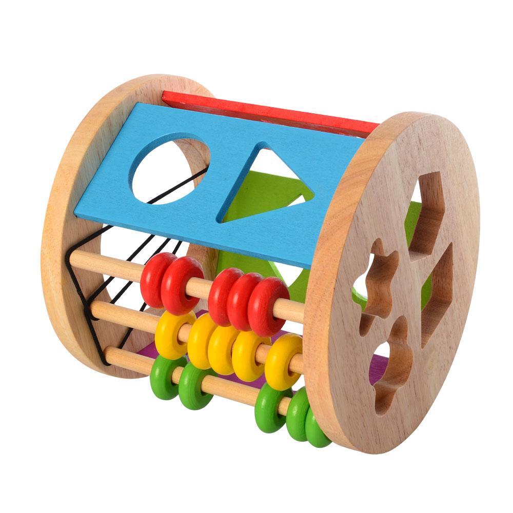 Дерев'яна іграшка розвиваючий Центр MD 1511