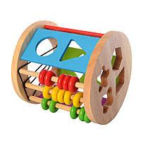 Дерев'яна іграшка розвиваючий Центр MD 1511, фото 1