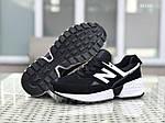 Мужские кроссовки New Balance 574 (черно/белые), фото 5