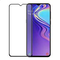 Скло 5D Samsung Galaxy A30S (2019) Чорний