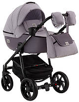 Дитяча універсальна коляска 2 в 1 Adamex Adamex Hybryd Plus BR228