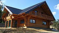 Строительство деревянных  домов, фото 1