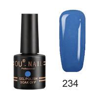 Гель-лак Ou Nail №234, 8 ml
