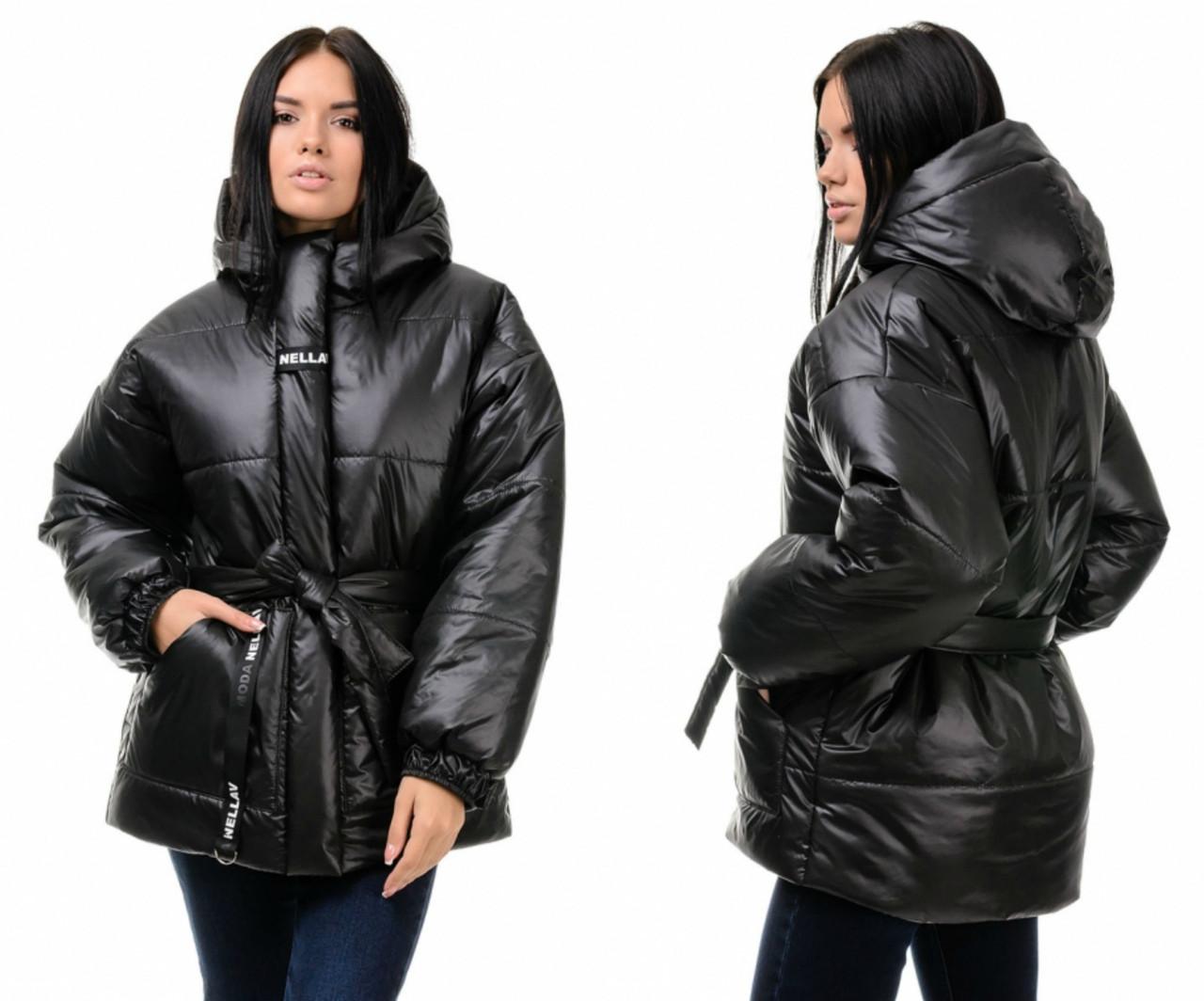 Зимняя удлиненная теплая  куртка реплика MONKLER
