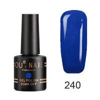 Гель-лак Ou Nail №240, 8 ml