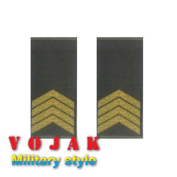 Погони-муфти ЗСУ Старший сержант повсякдені (4315)