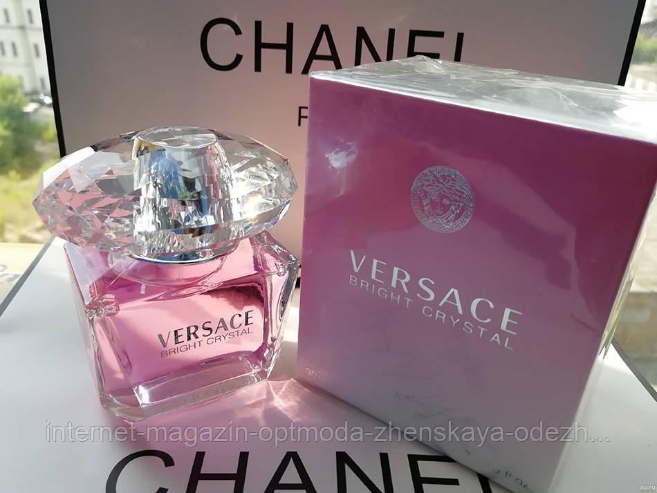Туалетная вода Versace Bright Crystal - Версаче Брайт Кристал (реплика)