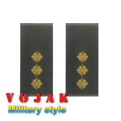 Погони-муфти ЗСУ Старший лейтенант повсякдені (4318)