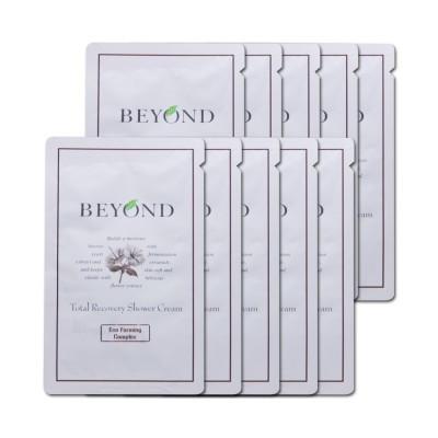 Увлажняющий крем-гель для душа BEYOND Total Recovery Shower Cream. ПРОБНИК