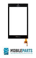 Сенсор (Тачскрин) для планшета Prestigio MultiPad PMT5777 (188*108 мм) (Черный) Оригинал Китай