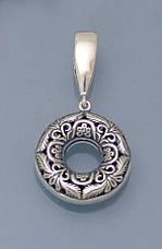Сережки зі срібла 925 проби ., фото 3