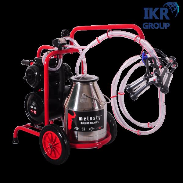 Доїльний апарат для двох кіз Melasty TKKC 2-PK