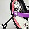 """Велосипед детский RoyalBaby HONEY 12"""", OFFICIAL UA, фиолетовый, фото 3"""
