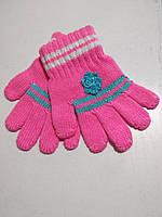 Перчатки детские для девочки  1-2 года Lolita