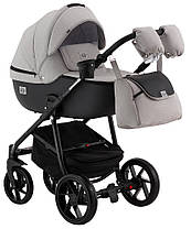 Дитяча універсальна коляска 2 в 1 Adamex Hybryd Plus BR205-A