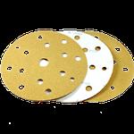 Круг VELCRO d-125 мм Р150 с отв., арт. 514С2K