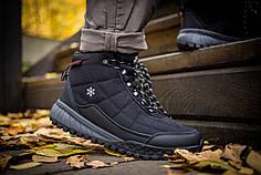 Мужские ботинки Supo Sport Black Grey ( Реплика )