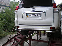 Волна (Чайка) Toyota Land Cruiser 150 Prado ( Toyota LC 150 Prado) UATUNING нержавейкаIIU6