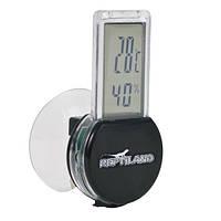 Гигрометр+термометр цифровой(ж/к)