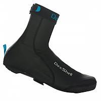 Велосипедные бахилы водонепроницаемые Dexshell Light weight Overshoes L 43-46