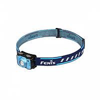 Фонарь налобный Fenix HL12R голубой, фото 1