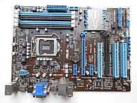 Топовая материнская плата на Socket 1155 - Asus P8Z77-V LX (Rev.1.02) socket 1155