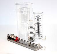 Циліндр вимірювальний з пристосуваннями (відерце Архімеда)