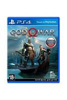 God of War 4 (Sony PlayStation 4 ,Русская версия)