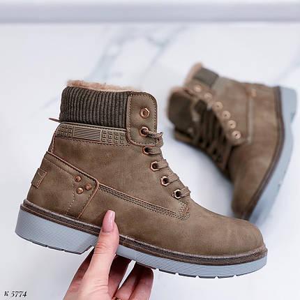 Красивые зимние ботинки, фото 2