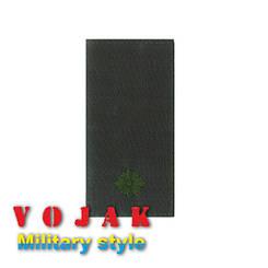 Погон ЗСУ Молодший лейтенант (мк. олива) 10*5см (4018-L)