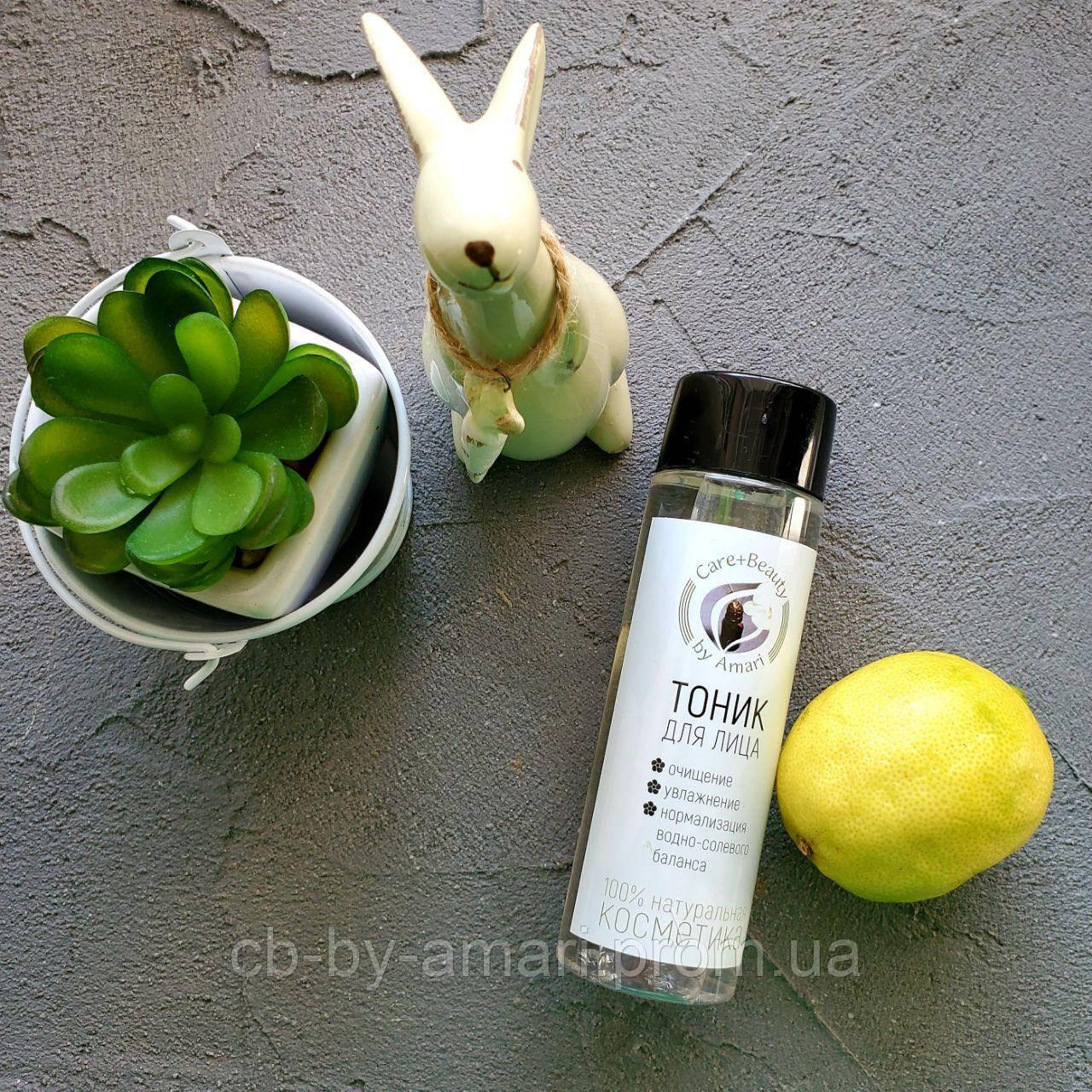 Лимонные тоники, мл 100