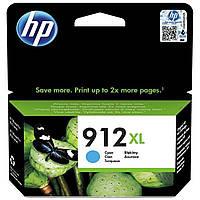 Картридж HP 912XL (3YL81AE) CYAN ДЛЯ OJ 801x/802x