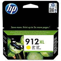 Картридж HP 912XL (3YL83AE) YELLOW ДЛЯ OJ 801x/802x